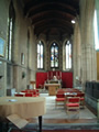 The chapel of the Blessed Sacrament / Lady Chapel