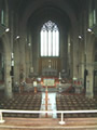 Looking towards the High Altar